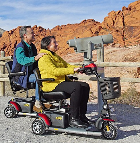 How to Choose a Mobility Scooter