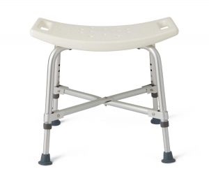 Medline Bariatric Bath Chair without Back
