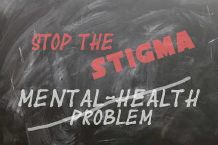 Stop the Stigma of Mental Health